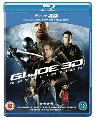 amazon co jp g i joe retaliation 3d 2d blu ray import dvd