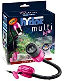 Hydor Multi-Light LED for Small Aquariums and Bowls, Pink