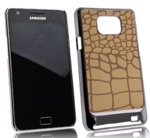 Schutzhülle Tasche Hardcover Case Samsung Galaxy S2 II i9100 Schutzhülle gemustert …::: MUSTER 052 :::… von HORNY PROTECTORS®