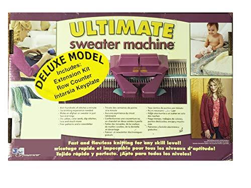 (Bond America Ultimate Sweater Machine Deluxe)