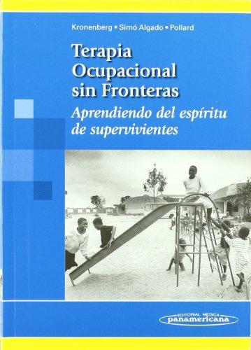 Descargar Libro Terapia Ocupacional Sin Fronteras Frank Kronenberg