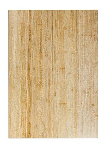 Cappuccino Strand Woven Bamboo Flooring, 10mm, 12 Piece ()