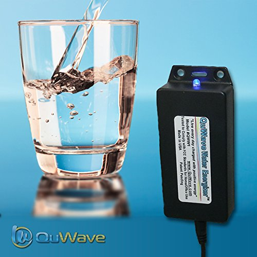 Chi Energizer - Water Energizer for adding Chi-Orgone energy to water. Use on Water Pipes/Hoses, Water Filters, and all water processing equipment. Infuses high energy Orgone-Chi Bio Energy into water. Water molecules become non-clustered, more crystalline, energizing all nutrients it contacts, increases cellular hydration. (QuWave Fixed Energizer Model QWE2)