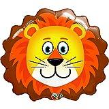 """Lion Shaped 35"""" Mylar Balloon"""