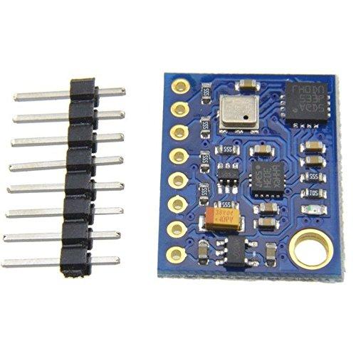 QIXINSTAR 10DOF L3GD20 LSM303D BMP180 Gyro Accelerometer Compass Altimeter For Arduino