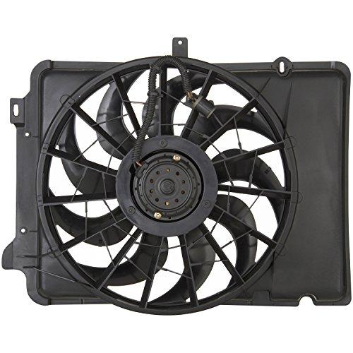 Spectra Premium CF15041 Radiator Fan (Sable Radiator Fan Shroud Assembly)