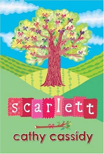 Book cover for Scarlett