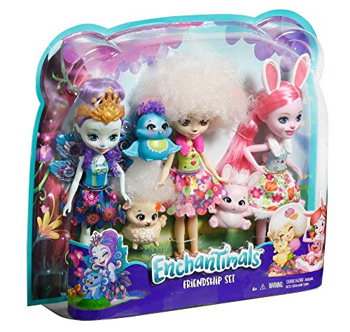 Enchantimals Figures (3 Pack) JungleDealsBlog.com