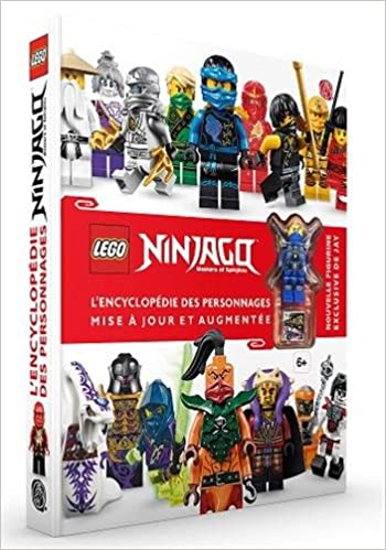Amazon Fr Lego Ninjago L Encyclopedie Des Personnages