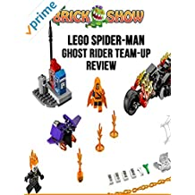 Review: Lego Spider-Man Ghost Rider Team-Up Review