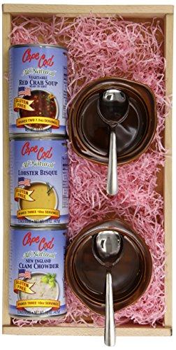 Cape Cod Gluten Free Soups, Lover's Sampler, 15 oz by Cape Cod