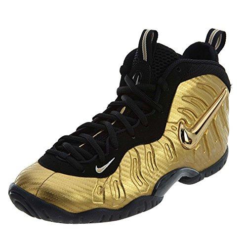 NIKE Lil Posite Pro Sneaker Gold 6Y