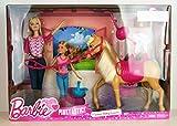 Barbie Farm Best Deals - Barbie Pinktastic Sisters Riding Lessons