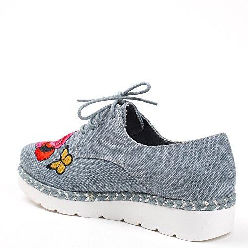 Ideal Shoes scarpe stringate