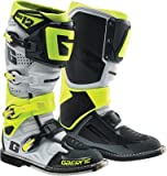 Gaerne 2174-051-010 SG-12 Boots (White/Black/Neon, 10)