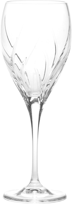 Mikasa Agena Crystal Drinking Goblet, 10.25-Ounce