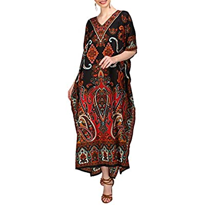 Miss Lavish London Ladies Kaftans Kimono Maxi Style Dresses Suiting Teens to Adult Women in Regular to Plus Size at Women's Clothing store