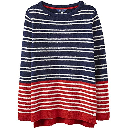 19 Red Creme s Navy Ciniglia S Ponticello Joules Womens Seaham wYqgSSB