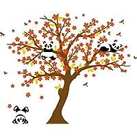 MAFENT Tree Wall Decals~Kids Room Wall Stickers Three...