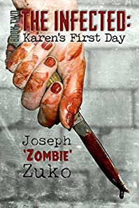 The Infected by Joseph Zuko ebook deal