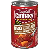 Campbell's Chunky BBQ Seasoned Pork Soup, 18.8 oz. Can