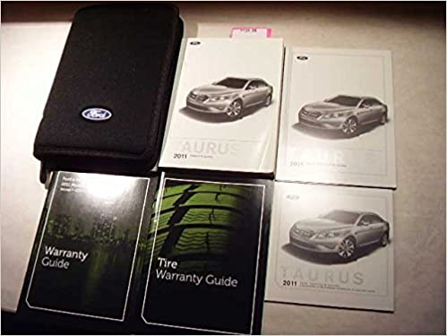 2009 ford taurus owners manual   just give me the damn manual.