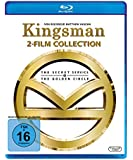 Kingsman - Teil 1+2 [Blu-ray]
