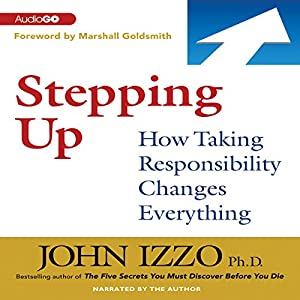 Stepping Up Audiobook