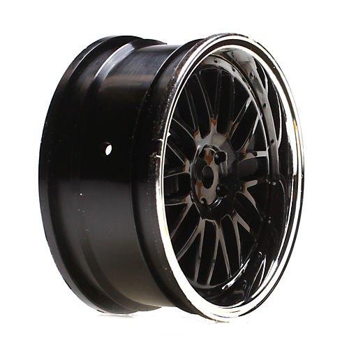 VATERRA Wheel FR 54 x 26mm Deep Mesh Chrome/Blk : V100