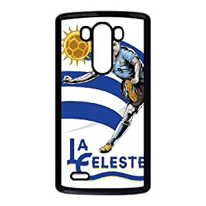 LG G3 Cell Phone Case Black_World Cup 2014 National Team 27 Gutwx