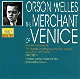 Merchant of Venice By William Shakespeare by Welles, Orson (1999-02-16)