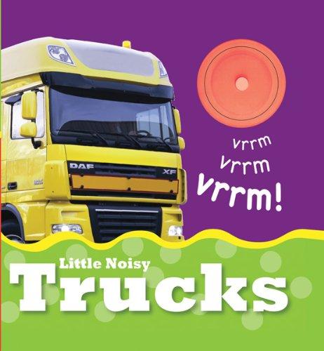 Little Noisy Trucks by Barron's Educational Series