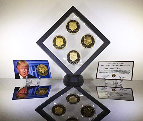 Buy gold coin set