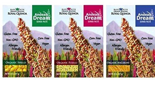 andean quinoa pasta - 3