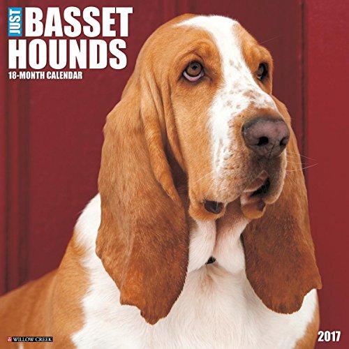 Basset Hounds 2017 Wall Calendar