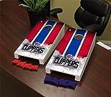 Victory Tailgate Los Angeles LA Clippers NBA Desktop Mini Cornhole Game Set