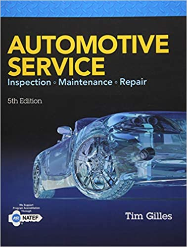 automotive service technician books pdf