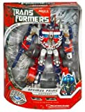 : Transformers Movie Hasbro Leader Action Figure Premium Optimus Prime
