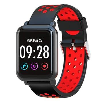 HHJEKLL Pulsera Inteligente Smartwatch 2.5D Screen Gorilla Glass ...
