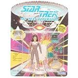 Star Trek: The Next Generation Lieutenant Commander Deanna Troi Action Figure 4.75 Inches
