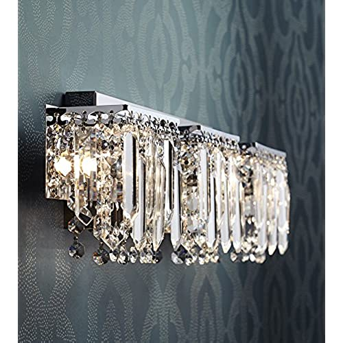 outlet Possini Euro Design Crystal Strand 25 3/4\
