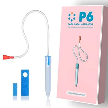 Nosiboo Pro Nasal Aspirator electric Pink A Perfect Baby Shower Gift