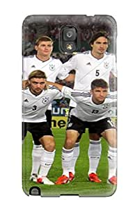 Excellent Galaxy Note 3 Case Tpu Cover Back Skin Protector Germany Team World Cup 2014