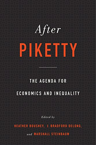 Download for free After Piketty: The Agenda for Economics and Inequality