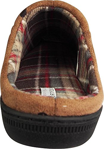 Perry Ellis Heren Clog Slippers Tan Clog 2
