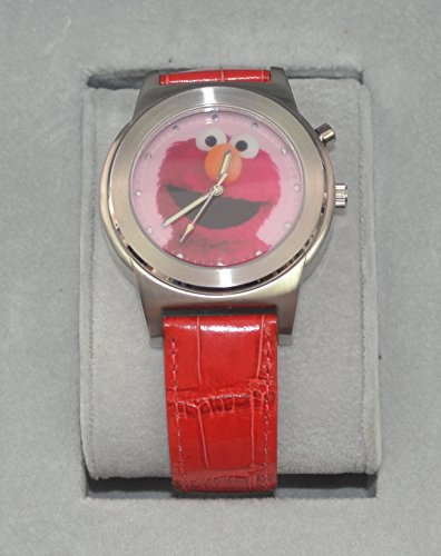 (Adult Sesame Street Light Up Watch - Choose Character (Elmo))