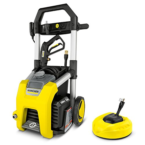 Karcher 1800 PSI TruPressure 1.2 GPM Electric Pressure Washer w/ Surface Cleaner