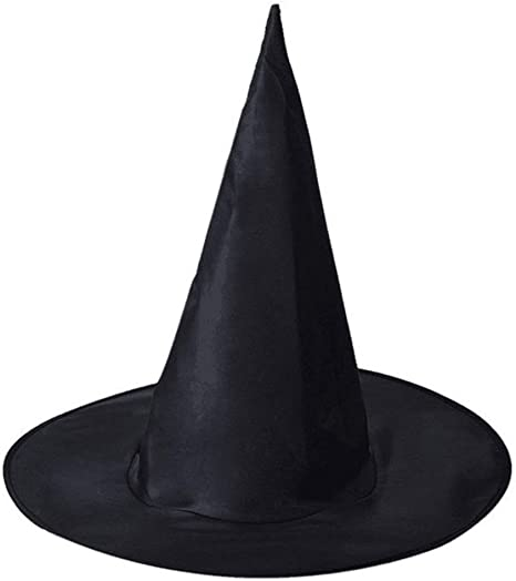 Shop Feeke Bacekounefly Halloween Costume Witch Hat Accessory for Holiday Halloween Party from Amazon on Openhaus