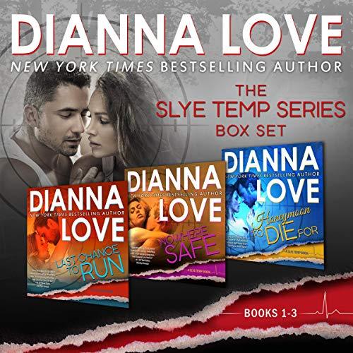 Slye Temp Romantic Suspense Series Box Set: Slye Temp, Books 1-3 ()