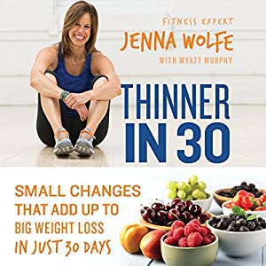 Thinner in 30 Audiobook